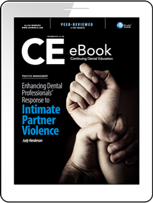 Enhancing Dental Professionals' Response to Intimate Partner Violence eBook Thumbnail
